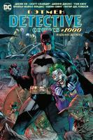 Ли Джим, Джонс Джефф, Снайдер Скотт, Кинг Том Бэтмен. Detective comics #1000. Издание делюкс 978-5-389-17008-7