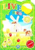 Кошкін Борис Live pics. Книга 1 978-617-591-087-0