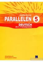 Басай Надія Робочий зошит «Раrallelen 5 Arbeitsbuch mit Audio-CD» 978-617-7074-08-2