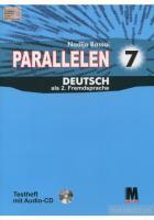 Басай Надія Посібник «Parallelen 6 Testheft + Audio CD-MP3» 978-617-7074-96-9