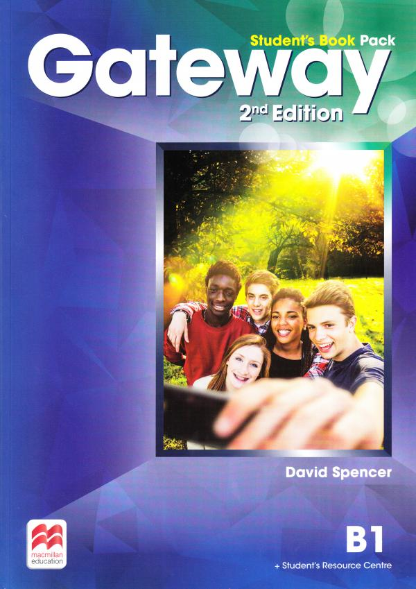 Gateway 2Ed B1 Student's Book Pack