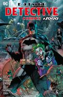 Ли Джим, Джонс Джефф, Снайдер Скотт, Кинг Том Бэтмен. Detective comics #1000 978-5-389-17009-4