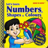 Numbers, Shapes and Colours 9789673312719