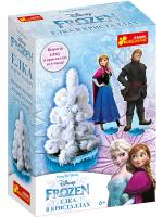Frozen. Елка в кристаллах. Белая. Disney
