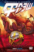 Уильямсон Джошуа Вселенная DC. Rebirth. Флэш. Книга 5. Негатив 978-5-389-16218-1