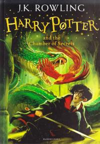 Джоан Кэтлин Роулинг Harry Potter and the Chamber of Secrets 978-1-4088-5566-9