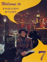 Карп'юк О.Д. Welcome to English Study. 7 кл. Підр. З англ. Мови. 966-7946-12-6