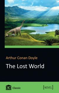 Arthur Conan Doyle The Lost World 978-617-7409-84-6