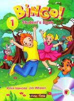Іванова Ю. А. Bingo! Student's book. Level 1. Бінго! Книжка для учня. Рівень 1 978-966-2654-10-3