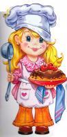 Сонечко Ірина Побавимося у кухарів. (картонка) 978-966-7475-21-5