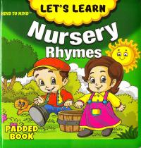 Medium Padded Books Nursery Rhymes