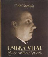 Жолтовський Павло Umbra Vitae: Спогади. Листування. Додатки 978-966-2562-45-3