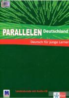 Джорджо Мота Посібник «Parallelen Deutschland. Landeskunde» 9786177462650