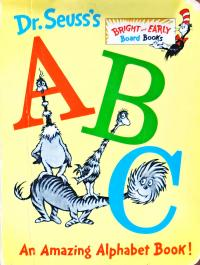 Dr. Seuss's ABC (Beginner Books, I Can Read It All By Myself). [used]