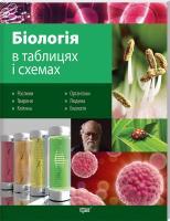 Іонцева Алла Біологія в таблицях та схемах 978-966-404-198-7