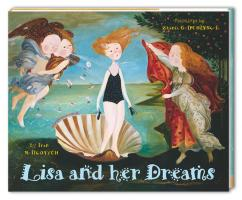 Малкович Іван Ліза та її сни (анг.) Lisa and her Dreams 978-617-585-021-3
