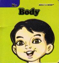Foam Eva Mini Chunky Books My Body