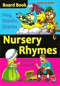 Board Books Nursery Rhymes 9789673310524
