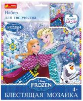 Блестящая мозаика Анна и Эльза. Frozen. Disney