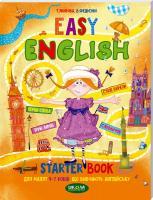 Т. Жирова, В. Федієнко Easy English. Посібник для малят 4–7 років 966-8114-11-6