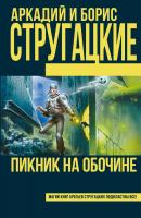 Стругацкий Аркадий, Стругацкий Борис Пикник на обочине 978-5-17-093041-8