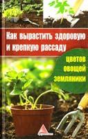 Васильева Я. Как вырастить здоровую и крепкую рассаду цветов, овощей, земляники 978-617-594-540-7
