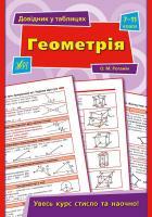 Роганін Олександр Геометрія. 7–11 класи 978-966-284-397-2