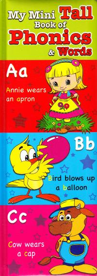 My Mini Tall Book Phonics