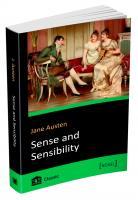 Остін Джейн = Jane Austen Sense and Sensibility 978-617-7489-27-5