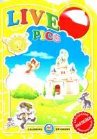 Кошкін Борис Live pics. Книга 4 978-617-591-088-7