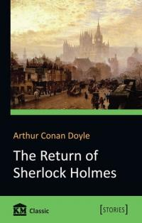 Arthur Conan Doyle The Return of Sherlock Holmes 978-617-7409-49-5