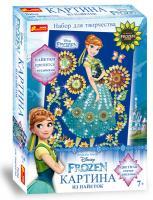 Картинки из пайеток Frozen