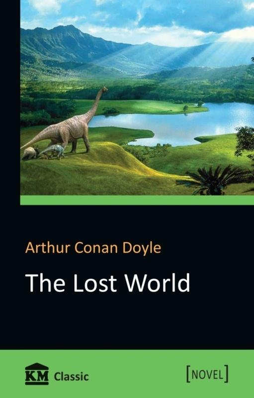 Arthur Conan Doyle The Lost World