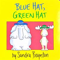 Blue Hat, Green Hat (Boynton on Board). [used]