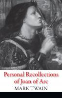 Марк Твен Personal Recollections of Joan of Arc 978-966-948-198-6