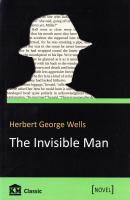 Герберт Уеллс The Invisible Man 978-966-923-145-1